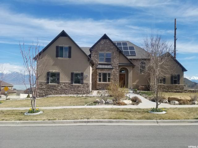 2296 S HUNTER DR, Saratoga Springs UT 84045
