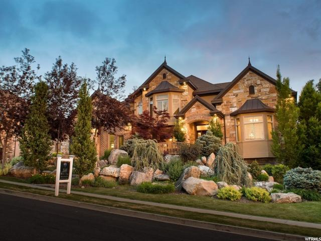 Single Family للـ Sale في 1522 HIDDEN SPRINGS PKWY 1522 HIDDEN SPRINGS PKWY Fruit Heights, Utah 84037 United States