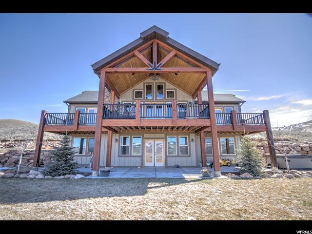 Single Family للـ Sale في 1170 S EAST ROUND VALLEY Road 1170 S EAST ROUND VALLEY Road Laketown, Utah 84038 United States