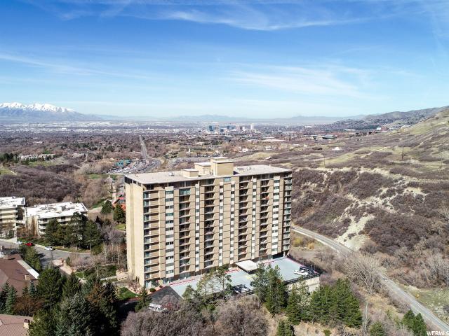 875 S DONNER WAY Unit 605, Salt Lake City UT 84108