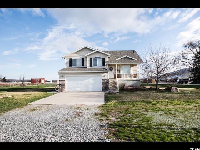 单亲家庭 为 销售 在 11 W 200 N 11 W 200 N Newton, 犹他州 84327 美国