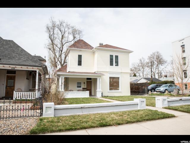 Triplex for Sale at 224 S 800 E 224 S 800 E Salt Lake City, Utah 84102 United States