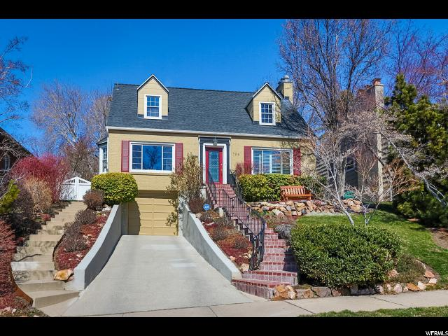 709 E 11TH AVE Salt Lake City, UT 84103 - MLS #: 1515483