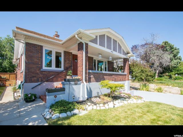 1675 E 900 S, Salt Lake City UT 84105