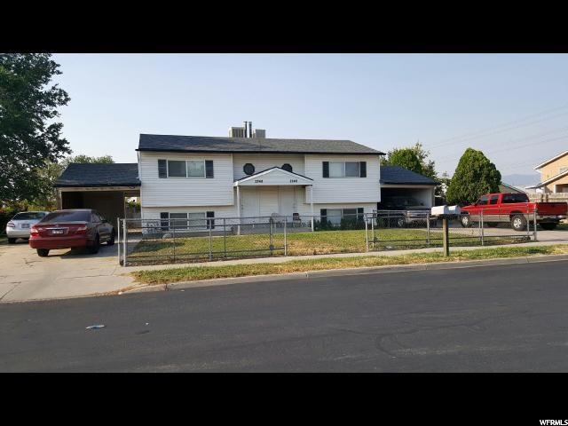 Duplex for Sale at 2846 W 2795 S 2846 W 2795 S West Valley City, Utah 84119 United States