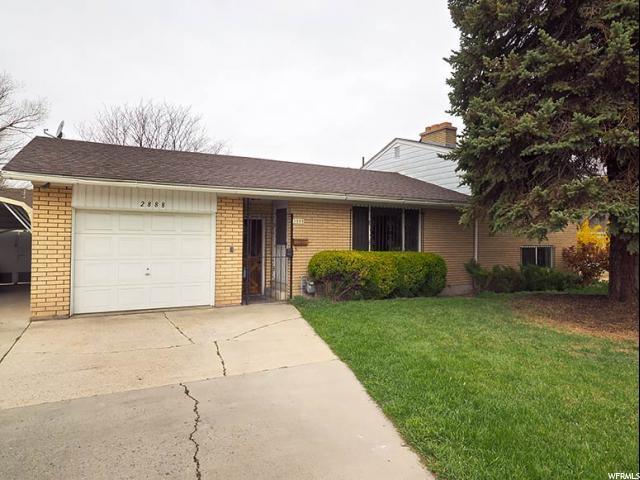 Duplex للـ Sale في 2888 S 500 E 2888 S 500 E South Salt Lake, Utah 84115 United States