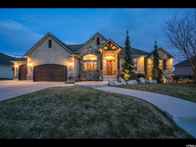 977 W MILL SHADOW DR, Kaysville UT 84037