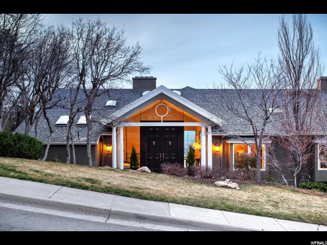 Home for sale at 4504 S Abinadi Rd, Salt Lake City, UT 84124. Listed at 1495000 with 5 bedrooms, 5 bathrooms and 7,686 total square feet