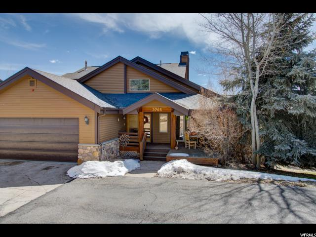 2765 DAYBREAKER DR Park City, UT 84098 - MLS #: 1515850
