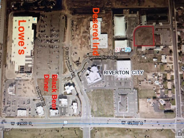 3657 W MEADOW SPRING LN Riverton, UT 84065 - MLS #: 1516022