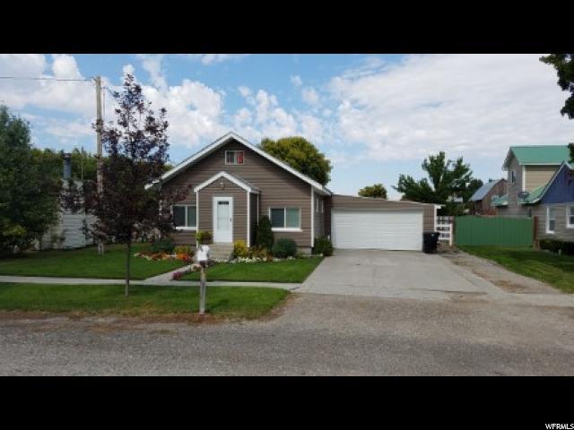 Single Family for Sale at 227 E MAIN 227 E MAIN Franklin, Idaho 83237 United States