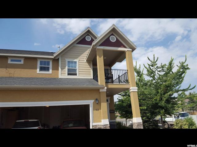 Maison accolée pour l Vente à 512 S 380 E 512 S 380 E Vernal, Utah 84078 États-Unis