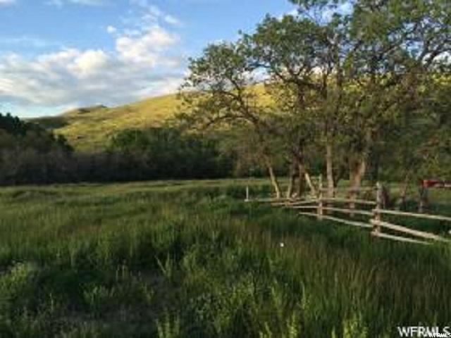 أراضي للـ Sale في 4667 S HWY 66 4667 S HWY 66 Porterville, Utah 84050 United States