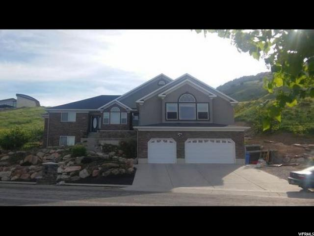Unique la famille pour l Vente à 2790 N CANYON RIDGE Drive 2790 N CANYON RIDGE Drive North Logan, Utah 84341 États-Unis