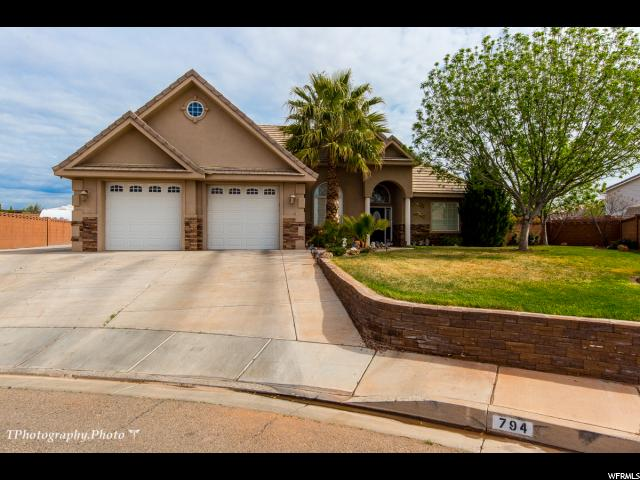 794 N PICTURESQUE DR St. George, UT 84770 - MLS #: 1516450