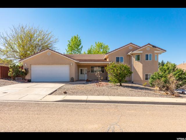 Single Family for Sale at 395 W 400 N 395 W 400 N La Verkin, Utah 84745 United States