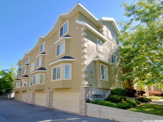 Home for sale at 379 E 600 South #11, Salt Lake City, UT 84111. Listed at 285000 with 2 bedrooms, 2 bathrooms and 1,150 total square feet