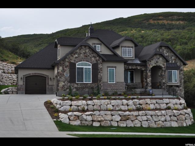 761 TANGLEWOOD LOOP North Salt Lake, UT 84054 - MLS #: 1517371