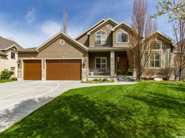 Unique la famille pour l Vente à 1393 E 5985 S 1393 E 5985 S Murray, Utah 84121 États-Unis