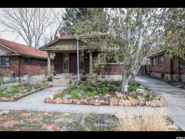 1595 S DENVER ST, Salt Lake City UT 84115