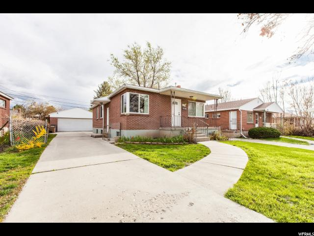 1246 ZENITH AVE Salt Lake City, UT 84106 - MLS #: 1517548