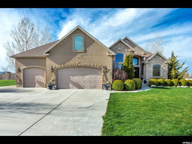 Single Family للـ Sale في 347 E DAVENPORT Drive 347 E DAVENPORT Drive Grantsville, Utah 84029 United States