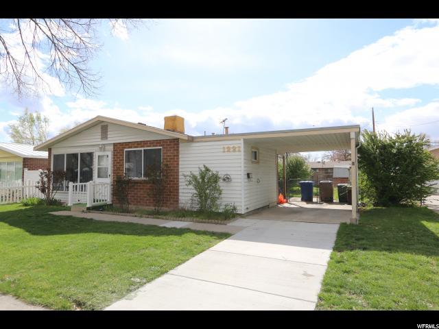 1221 N NOCTURNE DR, Salt Lake City UT 84116