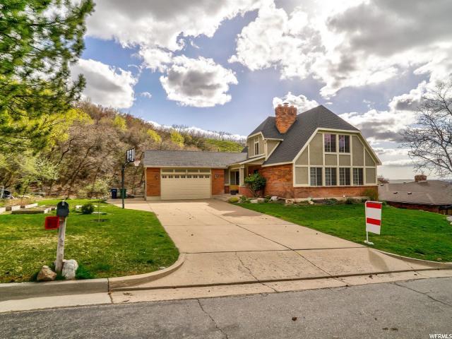 Single Family للـ Sale في 2757 E 6425 S 2757 E 6425 S Ogden, Utah 84403 United States