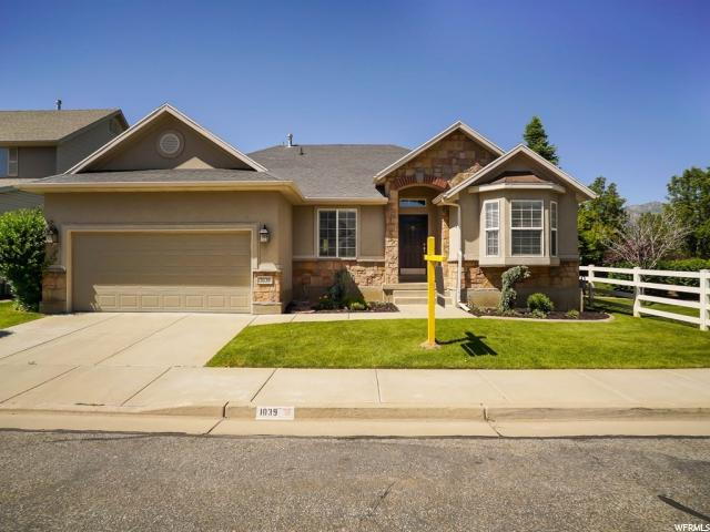1039 E WYNDOM WAY Layton, UT 84040 - MLS #: 1517898