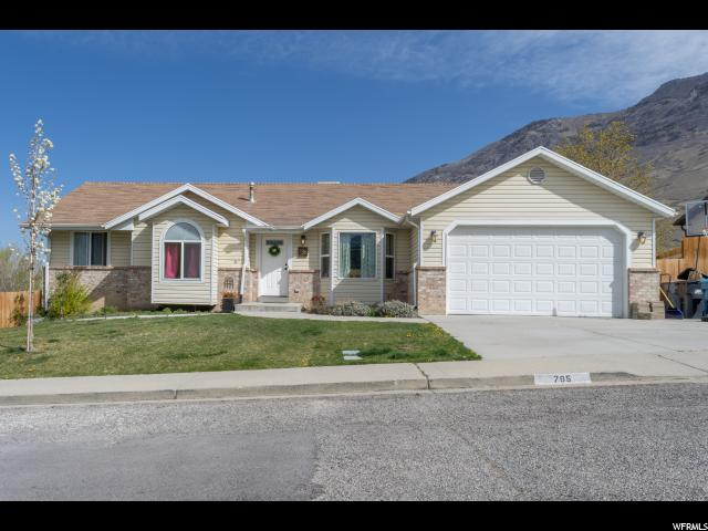 795 E 750 N, Pleasant Grove UT 84062