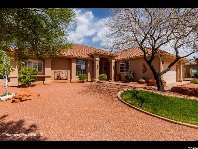 Single Family for Sale at 2430 W 750 N 2430 W 750 N Hurricane, Utah 84737 United States