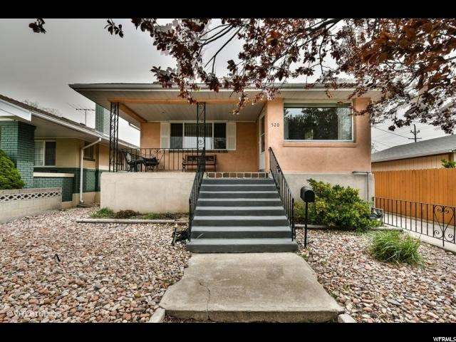 520 E HOLLYWOOD AVE, Salt Lake City UT 84105