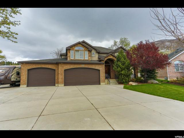 245 N ABRAMS Fruit Heights, UT 84037 - MLS #: 1518394