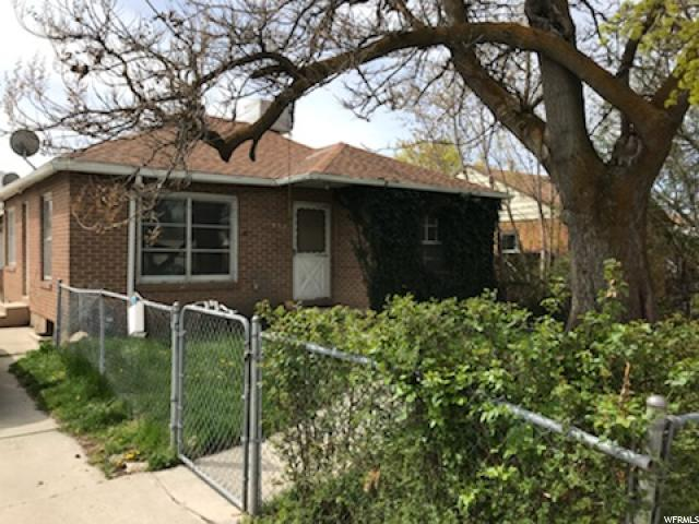 Home for sale at 962 E Elgin Ave, Salt Lake City, UT  84106. Listed at 319000 with 3 bedrooms, 2 bathrooms and 2,120 total square feet