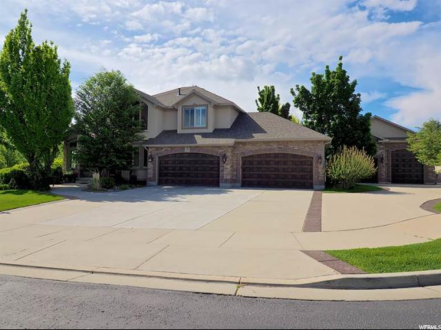 2291 W GALLANT FOX CT South Jordan, UT 84095 - MLS #: 1518516
