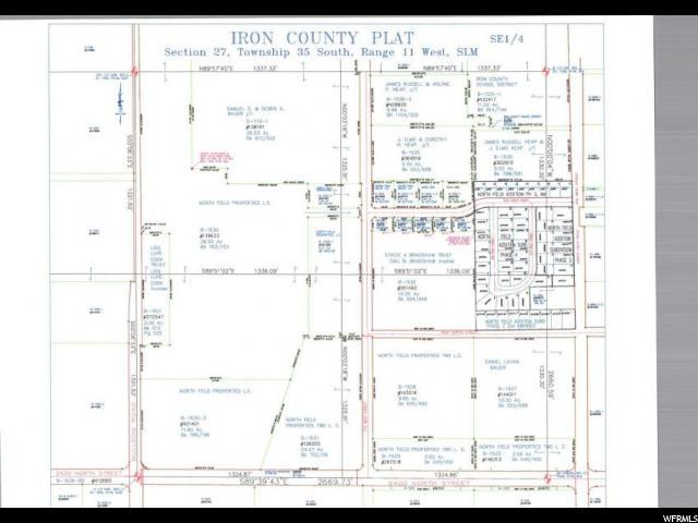 600 W 2675 Cedar City, UT 84721 - MLS #: 1518546