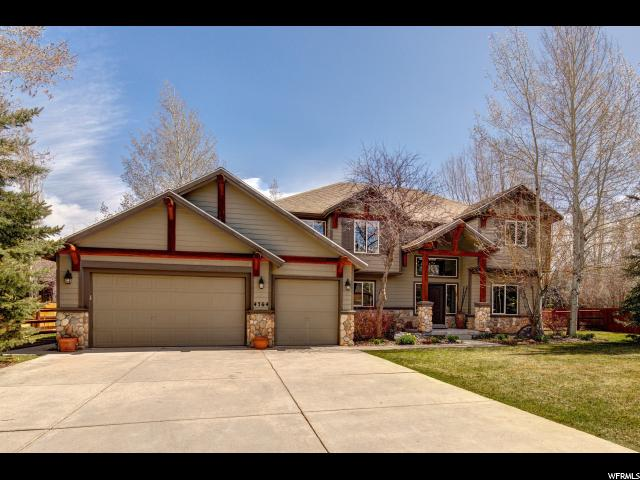 4764 SAGEBRUSH RD, Park City UT 84098