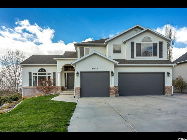 1039 FAIRWAY DR, North Salt Lake UT 84054