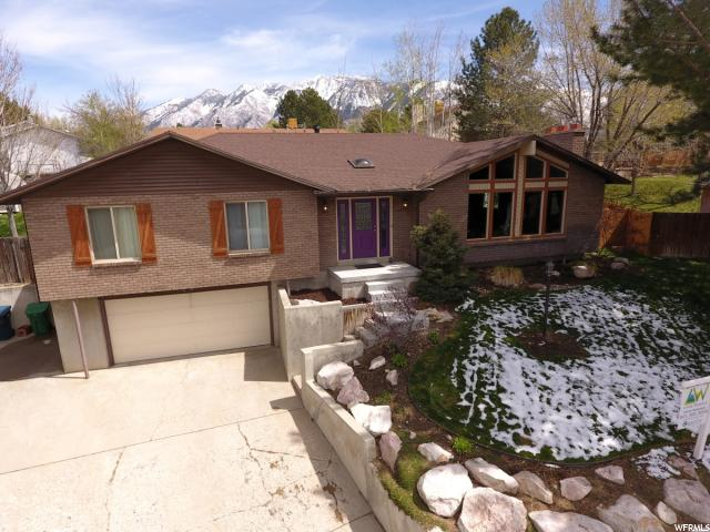 1166 E WINDY PEAK CIR, Sandy UT 84094