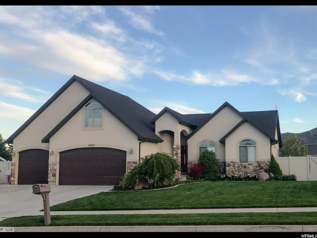 5261 W LITTLE WATER PEAK, Herriman UT 84096