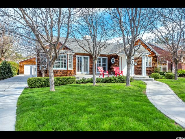 1961 E HERBERT AVE, Salt Lake City UT 84108