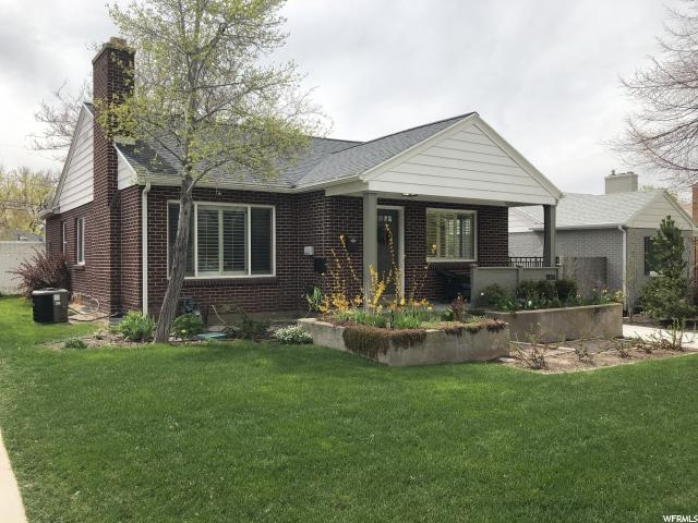 1834 E WESTMINSTER AVE Salt Lake City, UT 84108 - MLS #: 1518733