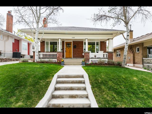 1338 E KENSINGTON AVE, Salt Lake City UT 84105