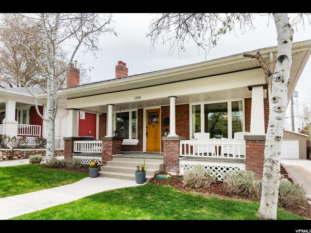 1338 E KENSINGTON AVE Salt Lake City, UT 84105 - MLS #: 1518809