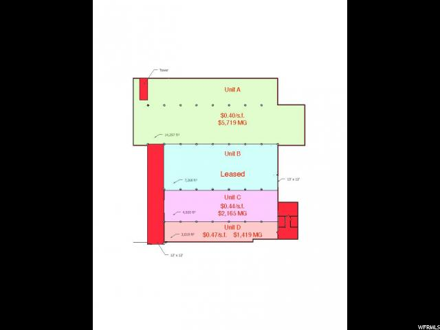 550 W 900 Salt Lake City, UT 84101 - MLS #: 1518834