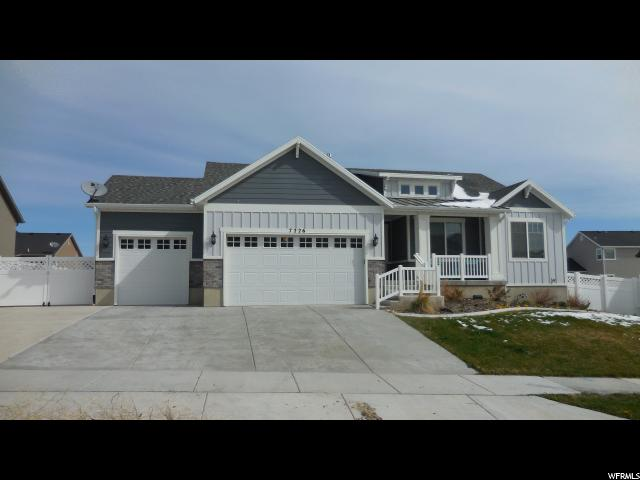 7226 W SILHOUETTE LN, West Valley City UT 84081
