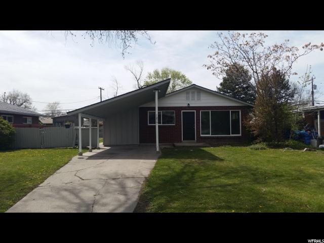 1059 N CATHERINE ST, Salt Lake City UT 84116