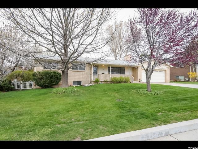 2613 E CRAIG DR, Salt Lake City UT 84109