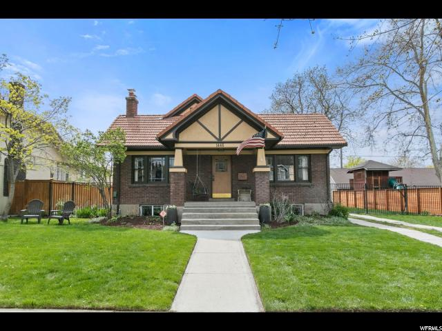 1446 E WESTMINSTER AVE, Salt Lake City UT 84105
