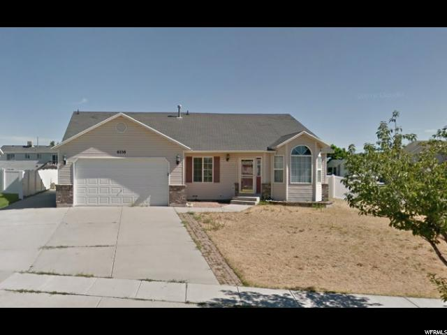 6116 W MILL VALLEY LN, Salt Lake City UT 84118